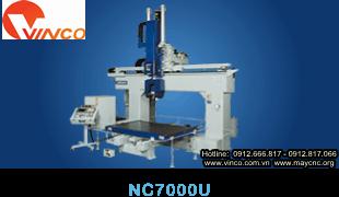 MÁY CNC CHẾ BIẾN GỖ 5 TRỤC MODEL NCN7000U