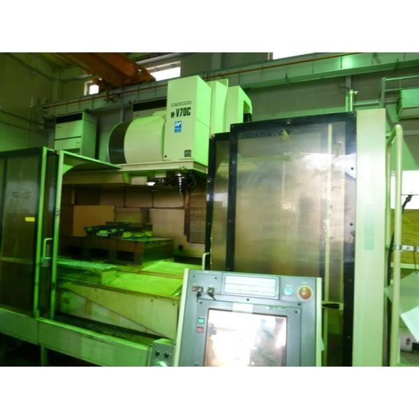 Máy phay CNC 4 trục M-V70C